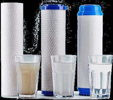 Su arıtma cihazı filtreleri temizlik aşamaları